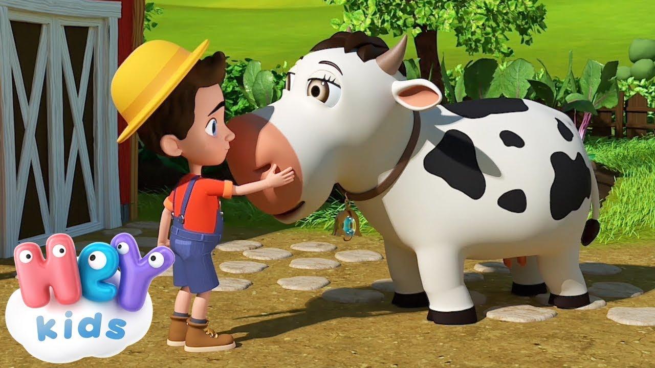 La Vaca Lola Senora Vaca Y Muchas Mas Canciones Infantiles De La Granja
