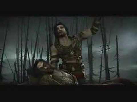 Prince of Persia  Godsmack