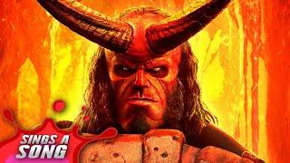 Hellboy Sings A Song (Funny Superhero Parody)