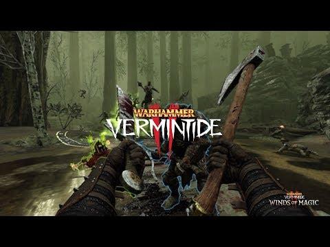 Winds Of Magic Beta - Cataclysm 2nd / New Bounty Hunter|Vermintide 2