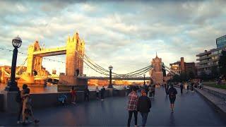 Relaxing Southbank walking tour | London Walk
