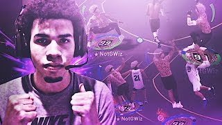 I BROKE NBA 2K19 WITH THIS 99 OVERALL BUILD! 99 OVERALL SHARPSHOOTER! GREENS IN THE NEIGHBORHOOD!