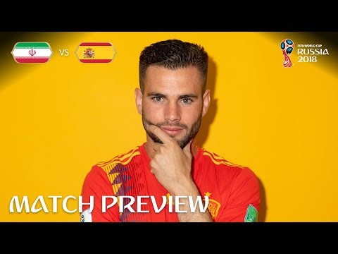 Nacho (Spain) - Match 20 Preview - 2018 FIFA World Cup™