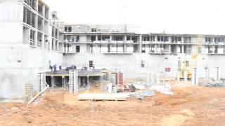 Строительство паркинга в доме №1 пр. Победителей.(, 2013-10-23T13:56:31.000Z)