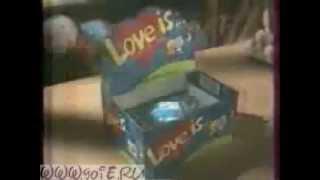 Реклама жвачки Love is.flv