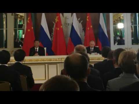 Russia, China: N. Korea Must Freeze Nuclear Activities, US Halt THAAD Deployment