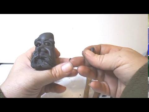 DIY Fairy Mushroom Troll Sculpt Tutorial