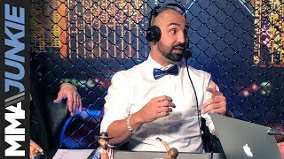 Paulie Malignaggi goes scorched earth on how 'dirtbag' Dana White treats UFC fighters