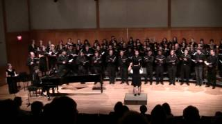Shakespeare Songs: Book 1 - Stony Brook Chorale - Matthew Harris