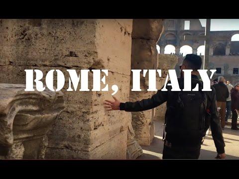 Travel Vlog: Rome, Italy / Vlog 010