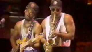 Marcus Miller - Run for Cover - Live Under The Sky '91