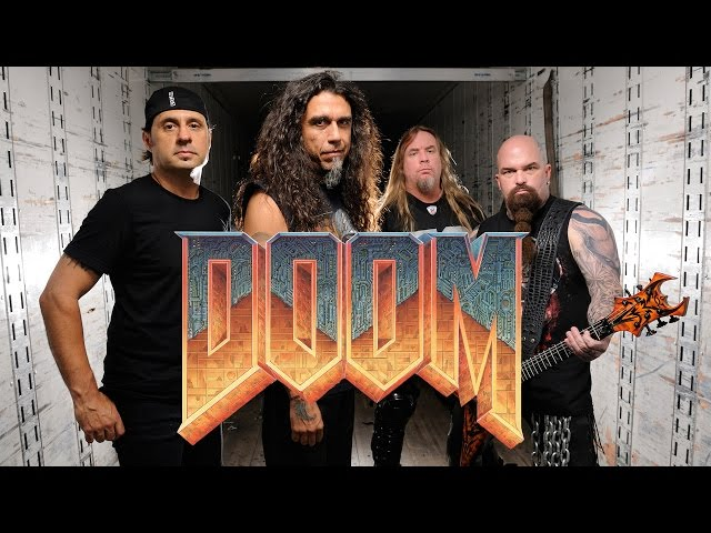 Here Are All The Times the Original Doom Used Pantera