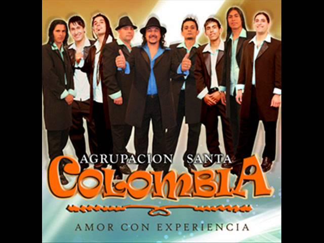 santa colombia cd completo