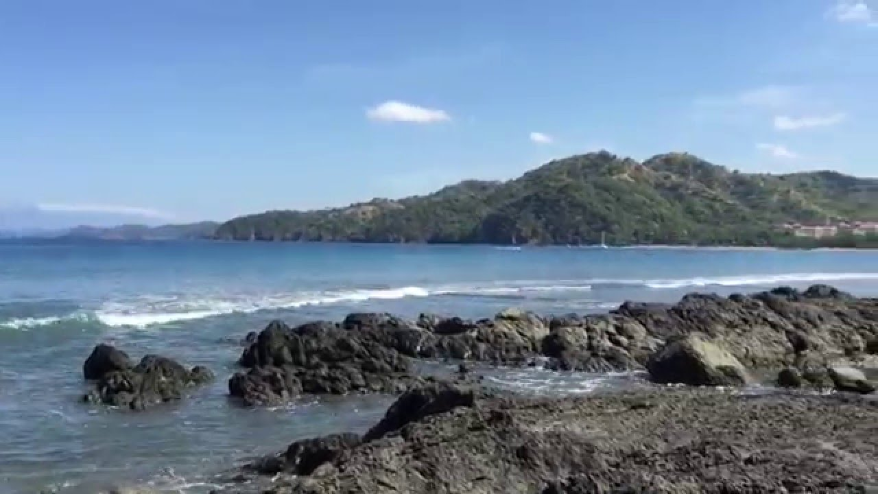 RIU GUANACASTE BLACK SAND BEACH December 2015