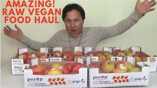 Raw Vegan Produce Haul + Tips + Where I Buy My Food