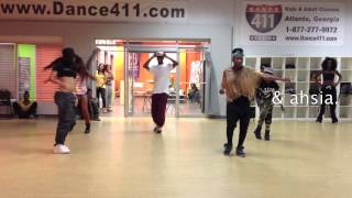 Total - Cant You See - Sean Bankhead Class Choreography