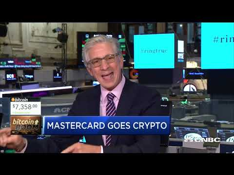 Mastercard Goes Crypto: Mastercard Wins Patent for Speeding Up Crypto Payments