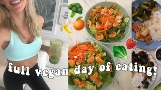Casual vlog featuring lots of yummy healthy vegan recipes! hope you enjoy the video friends, happy thursday! 🍒💕 please subscribe with notifications and also ...