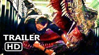 JURАSSIC WΟRLD 2 Trailer # 2 (2018) Chris Pratt, Super Bowl New Movie Trailer