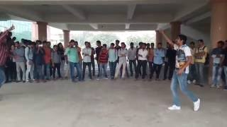 Students Of GJU Show Their Dance Talent On Popular Haryanvi Song Lala Ji Ki Chori Fan Ho Gyi Jaat Ki