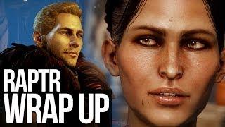 Dragon Age Inquisition: Bioware/Raptr Wrap Up!