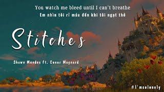 [Vietsub+Lyrics] Stitches -Shawn Mendes (Covered by Conor Maynard) ||Sad Acoustic Version #komorebi