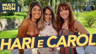 Hariany + Carol Peixinho + Titi Müller - Big Quiz Brasil - BBB19 - Humor Multishow
