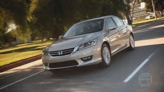 2013 Honda Accord - Review and Road Test