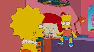 Симпсоны 30 сезон , 1 серия (лучшие моменты)