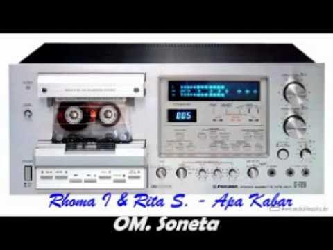 [ OM. SONETA ]  Rhoma Irama & Rita Sugiarto  -  Apa Kabar