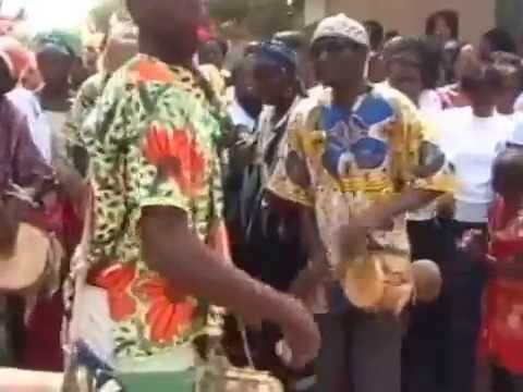 1st Genieri Cultural Festival 2013 PART 1- THE GAMBIA-Africa