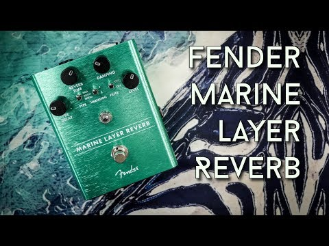 Fender Marine Layer Reverb Review