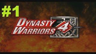 Dynasty Warriors 4 Walkthrough - Shu part 1