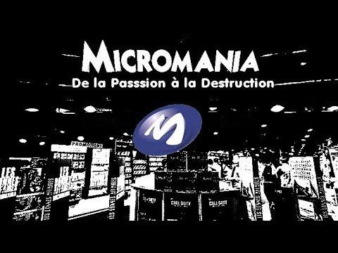 d29d3c95615505 MICROMANIA   8 ans de service, de la Passion à la Destruction ~ BIBISTROT  8