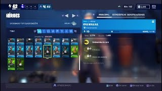 Tip - How to remove the lock lock from heroes and fortnite schemes save the world/MARO ROSS