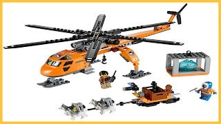 Lego City 60034.Арктический вертолёт(Обзор Lego City 60034.Арктический вертолёт Канал Brick обзор конструктора https://www.youtube.com/user/MetBoyRu Костя Smileman (создател..., 2014-08-12T11:34:50.000Z)