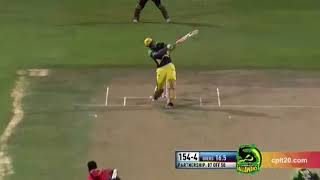Andre Russell Superman Performance.