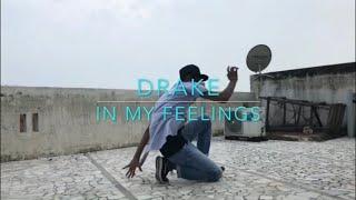 DRAKE   IN MY FEELINGS   Creatik Dance Academy   choreography   Hrithik Gupta