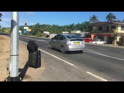 Острова Фиджи.Обратный путь или как добраться из Пацифик Харбор в Нади.Август2018