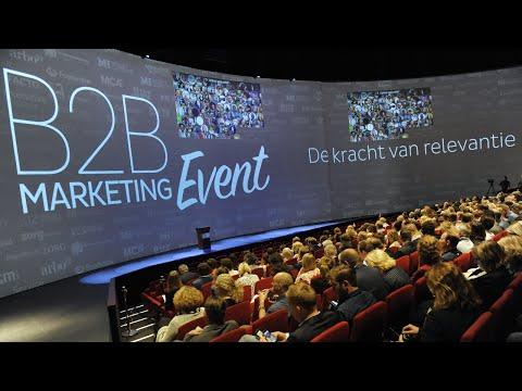 Terugblik B2B Marketing Event 2016 - 22 september - Amsterdam - Vakmedianet