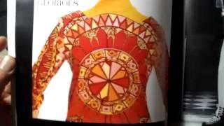 Fine Lavishly Illustrated 1996 Book On Clothes & Fabric Designer Emilio Pucci