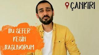 24 Kasım'da Çankırı'dayız | Bu Sefer Kesin Başlıyorum Motivasyon ve Planlama Semineri