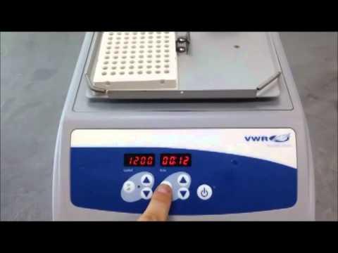VWR Microplate Shaker