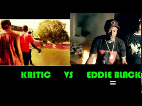 EDDIE BLACK VS KRITIC