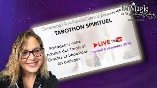 [TAROTHON] Les Oracles pour développer sa clairvoyance