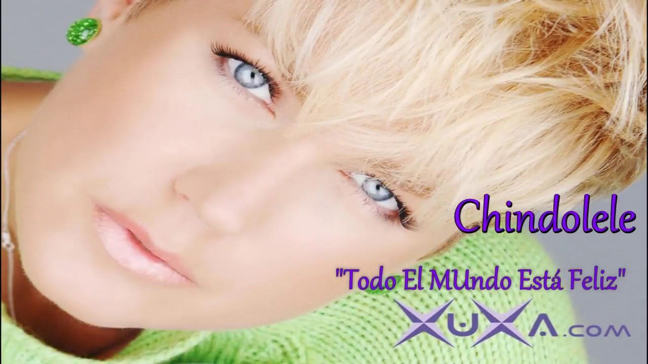 Xuxa Chindolele Todo El Mundo Esta Feliz Musical