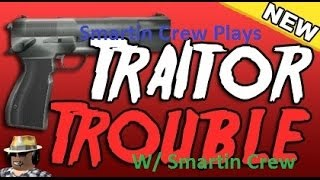 Roblox Traitor Trouble COM DOES THE HARLEM SHAKE!