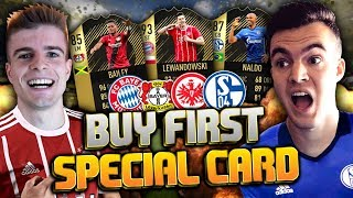 FIFA 18: DFB POKAL Buy first Guy SPECIAL!! 🔥🏆