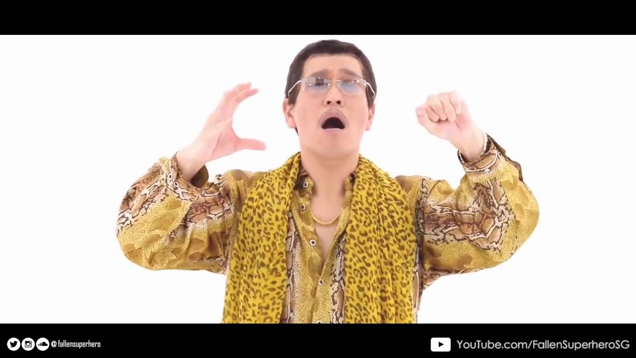 pen pineapple apple pen fallen superhero bounce remix youtube
