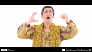 Repeat youtube video Pen Pineapple Apple Pen (Fallen Superhero Bounce Remix)